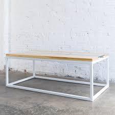 live edge glass river coffee table hugo u0026 hoby