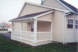 shed roof porch patio roofs porches and decks gallery kaz home improvements