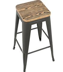 2 oregon bar stools u2013 grey brown affordable portables