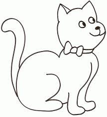 imágenes de gatos fáciles para dibujar 260 dibujos de gatos para colorear oh kids page 25