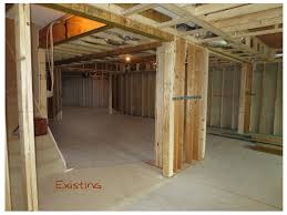Basement Remodeling Floor Plans A Dazzling Basement Update With Open Floor Plan Pineapple House
