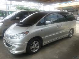toyota estima 2001 motors co th