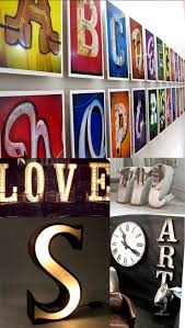 Home Design Mood Board Vintage Letters For The Home Design Build Ideas