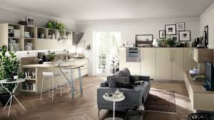kitchen and lounge design combined functional living room design in the deed of transfer fresh