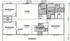 simple floor plans simple house blueprints with measurements and plain simple floor