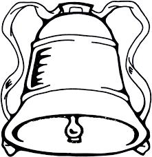 bell black and white clip art clipart photo clipartix