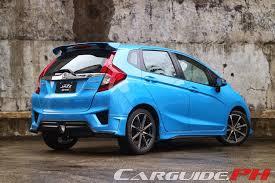review 2014 honda jazz 1 5 vx mugen philippine car news car
