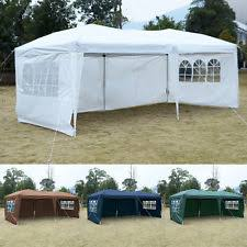 Easy Up Awnings Ez Up Tent 10x20 Ebay