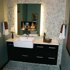 stylist ideas bathroom mirror with tv tv faq built in screen