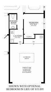 The Powder Room Cambridge Bonita Lakes Executive Collection The Serino Home Design