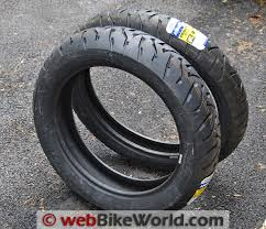 New 17 Inch Dual Sport Motorcycle Tires Michelin Anakee 3 Tire Review Webbikeworld