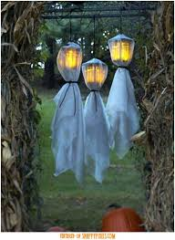 Halloween Yard Decorations Scary Halloween Decoration Ideas For Outside 34 Yard Pics
