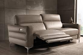 Natuzzi Recliner Sofa Natuzzi Signature Leather Natuzzi Editions