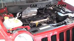 jeep compass change transmission fluid level check jeep compass 2007 2010 2008