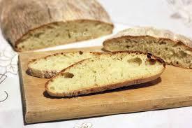 pane ciabatta fatto in casa pane ciabatta veloce metodo no knead bread pausa caff