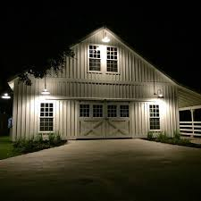 Barn Style Lights I Like The Farm At Night Homesweethome Barn By Woodtextx