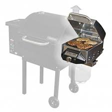 smokepro dlx pellet grill camp chef