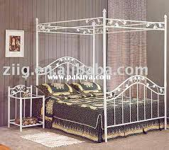 Black King Canopy Bed Wrought Iron Bed Canopyfull Image For Iron Canopy Bed Frame King