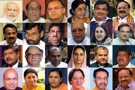 10 Cabinet Ministers Of India Modi Cabinet Minister List With Photo Scandlecandle Com