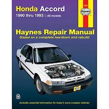 honda car manual haynes honda accord 90 93 repair manual 42012 advance auto parts