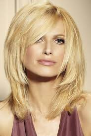 haircut with irregular length 14 trendy medium layered hairstyles pretty designs