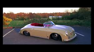 porsche speedster kit car porsche 356 speedster replica auto revolution
