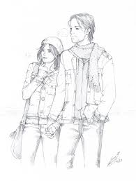 best sketch for couples 1000 ideas about cute couple sketches on