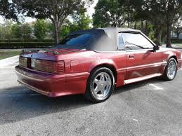 mustang pony wheels 1989 ford mustang gt convertible 5 0l foxbody chrome pony rims a c