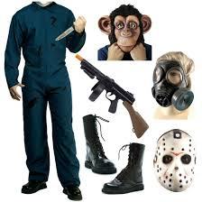 Halloween Gas Mask Costume Diy Grand Theft Auto 5 Costumes Halloween Costumes Blog