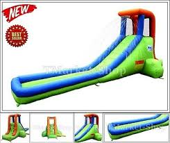 Best Backyard Water Slides Water Slide Bounce House