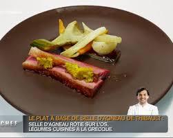 agneau cuisine recette selles d agneau rôtie sur l os légumes cuisinés à la