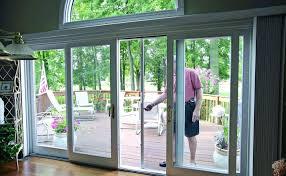 Automatic Patio Door Opener Patio Door Screen Large Size Of Door Graduation Doors