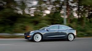 test driving tesla model 3 as waitlist and anticipation build
