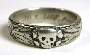 antique skull rings images International military antiques third reich jewelry ss rings jpg