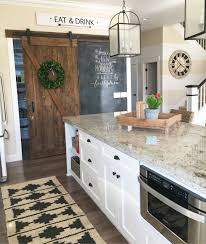 26 modern farmhouse kitchen decorating ideas onechitecture