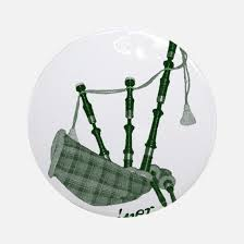 bagpipe ornament cafepress