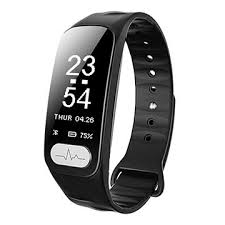 bracelet heart rate monitor images China fitness tracker ecg ppg heart rate monitor accurate hr smart jpg