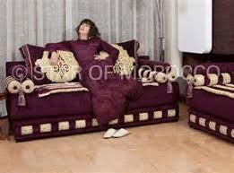 Moroccan Sofa For Leather Sectional Sofa - Moroccan living room set