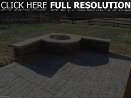Backyard Cement Ideas Backyard Fire Pit Landscaping Ideas For Landscape Patio Hydrant