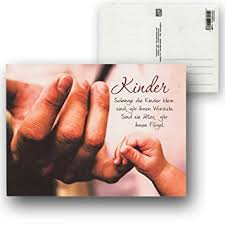 sprüche für kinder cartolini postkarte karte sprüche zitate 15 5 x 11 5 cm kinder