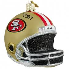 san francisco 49ers ornaments u0026 gifts ornaments for you