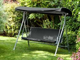 swing chair argos replacement canopy cushion for argos malibu 3 seater swing seat