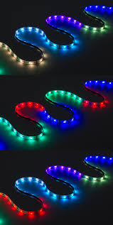 outdoor rgb led strip light kit color chasing 12v led tape light