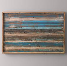 reclaimed wood artwork emilyevanseerdmans
