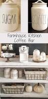 farmhouse kitchen canister sets and farmhouse decor ideas coffee