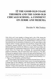 Clinical Trial Manager Resume The Good Old Coase Theorem And The Good Old Chicago A