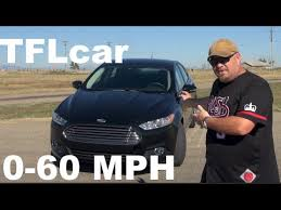 ford fusion sport 0 60 2015 ford fusion 1 5l ecoboost 0 60 mph review tiny but mighty