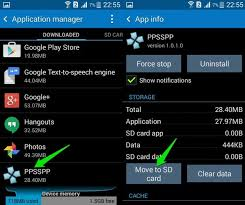 android install apps to sd card how to move apps to sd card on android android apps for me