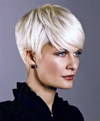 black and blonde hairstyles for short hair short punk haircut with
