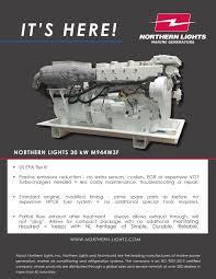 kw sales northern lights releases m944w3f 30 kw us epa tier iii generator